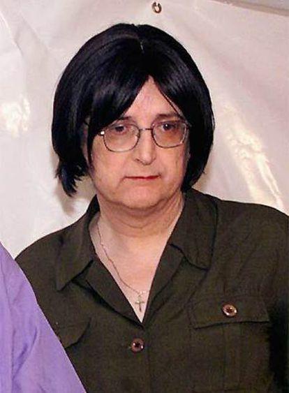 Kim Pérez, en una fotografía de archivo tomada en abril de 2002