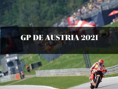 El piloto español de MotoGP Marc Márquez (Repsol Honda) consigue la quinta posición en la parrilla de salida del Gran Premio de Austria durante la clasificación de este sábado.