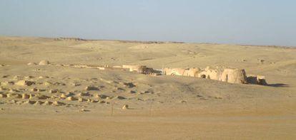 El planeta Tatooine de La Guerra de las Galaxias fue filmado en el sur de Túnez.