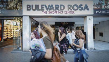 El Bulevar Rosa cierra sus puertas.