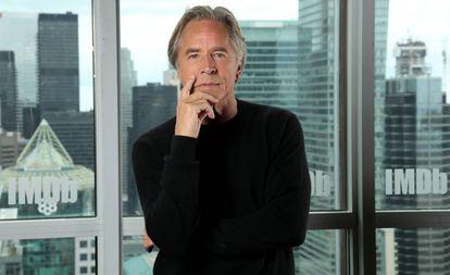 Don Johnson, en Toronto (Canadá), el pasado mes de septiembre.