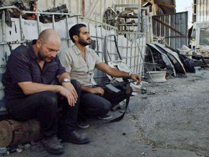 La trama de acción desenfrenada lleva hasta las pantallas globales una aproximación al conflicto con los palestinos.