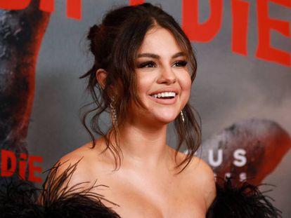 Selena Gomez, en el estreno de 'Los muertos no mueren', el 10 de junio en Nueva York. En vídeo, el tráiler de la película.