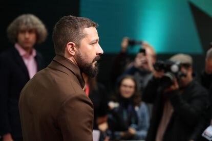 Shia LaBeouf en el BFI London Film Festival de Londres en octubre de 2019.