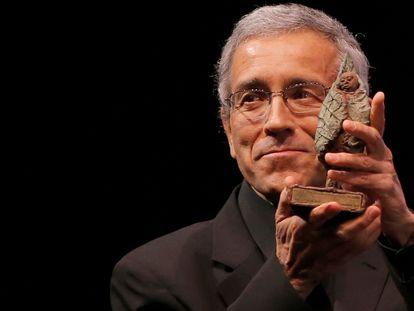El sacerdote Francisco de Roux, presidente de la Comisión de la Verdad, en una imagen de 2012.