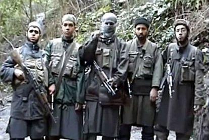 Miembros de Al Qaeda en el Magreb.