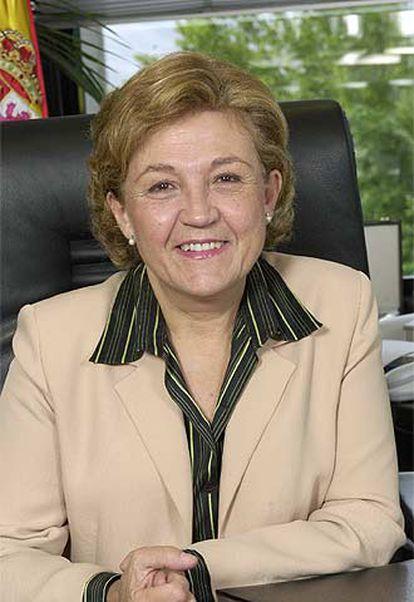 Carmen Caffarel.