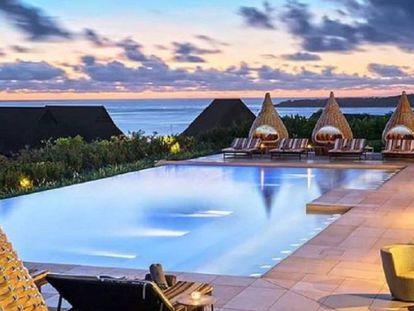 El hotel Intercontinental Fiji Golf Resort & Spa.