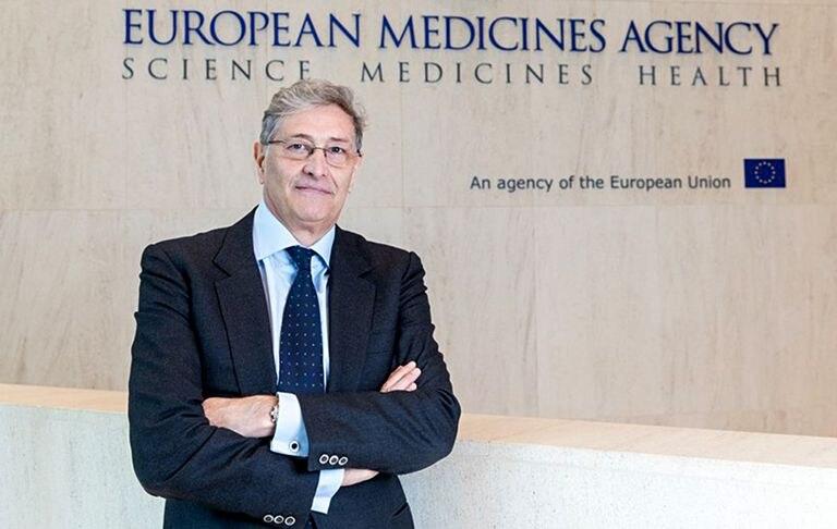 Guido Rasi, director ejecutivo de la Agencia Europea de Medicamentos.