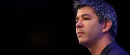 El consejero delegado de Uber, Travis Kalanick.