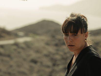 Candela Peña, en la segunda temporada de 'Hierro'.