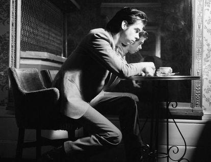 El cantante australiano Nick Cave, en una imagen de 1988 ( Photo by