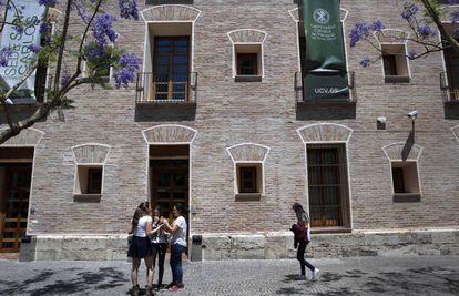 Sede de la facultad de Medicina de la Universidad Católica de Valencia.