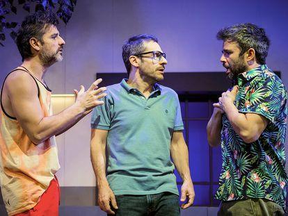 La comedia teatral 'La Cuenta' se estrena en el Teatro La Latina de Madrid.