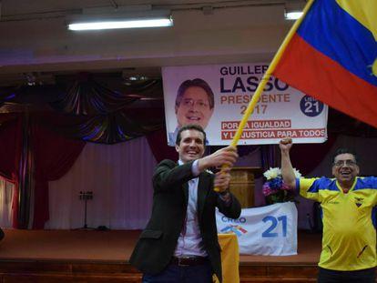 El diputado del PP Pablo Casado, el jueves en el acto de cierre de CREO en Madrid.