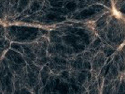 La materia ordinaria supone solo un 5% del cosmos. Hasta hace poco, los astrónomos no podían decir dónde había ido a parar más de la mitad