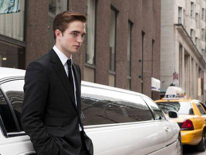 Robert Pattinson  en 'Cosmopolis' (2012), de David Cronenberg.