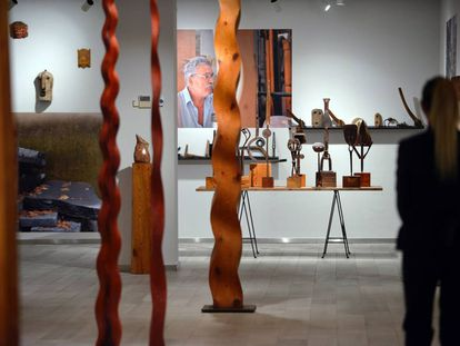 Exposición de Vicente Ortí en la Fundación Bancaja.