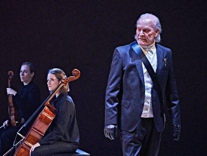 Lluís Homar, en 'El príncipe constante'.