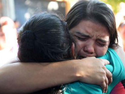 Imelda Cortez es puesta en libertad tras casi dos años en prisión preventiva tras ser acusada de haber intentado asesinar a su bebé fruto de una violación
