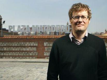 Pablo Berástegui, director del centro cultural Matadero Madrid.