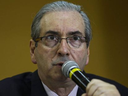 Eduardo Cunha, en una imagen de 2015.