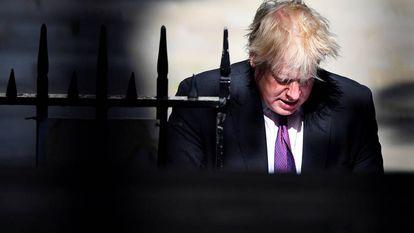 La vida amorosa de Boris Johnson le pasa factura