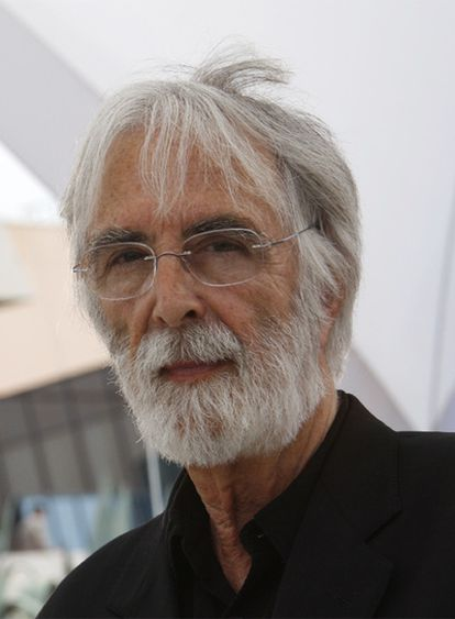 El director de cine Michael Haneke.