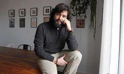 El escritor Juan Jacinto Muñoz Rengel, autor de 'Una historia de la mentira'.