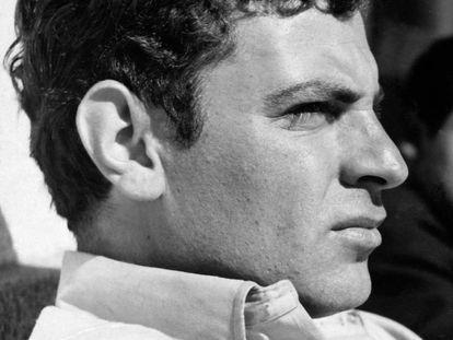 Retrato del escritor Juan Marsé en 1962.