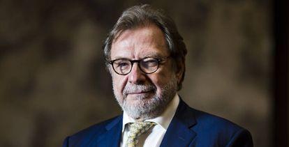 Juan Luis Cebrián, presidente del Grupo Prisa.