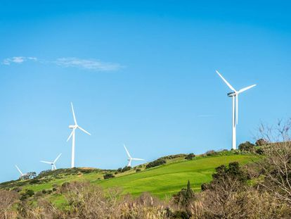 Proyecto de energías renovables en Túnez.