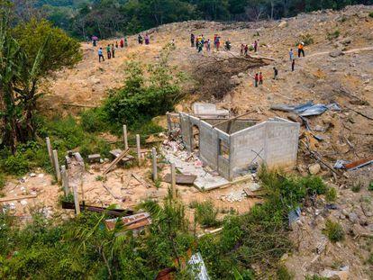 La población del Triángulo Norte, en riesgo de hambruna