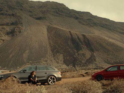 Una imagen de 'Hierro'. En vídeo, promo de la serie.