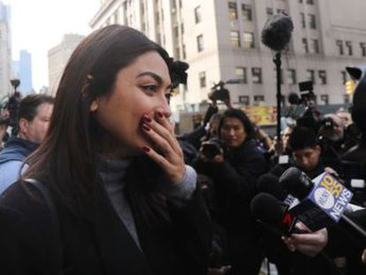 """Las víctimas celebran el veredicto del juicio a Harvey Weinstein. """"El sistema de justicia se está adaptando al cambio cultural"""""""