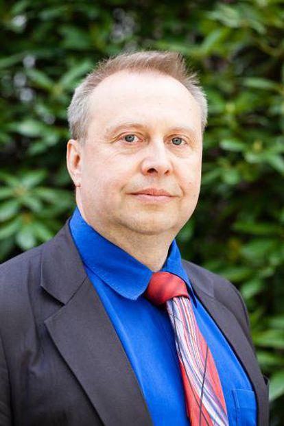 Dirk Hastedt, director ejecutivo de la IEA, responsable del último informe internacional de alumnos de Primaria.