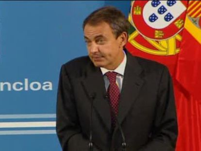 """Zapatero apela a la """"responsabilidad"""" de CIU para que apoye la reforma"""