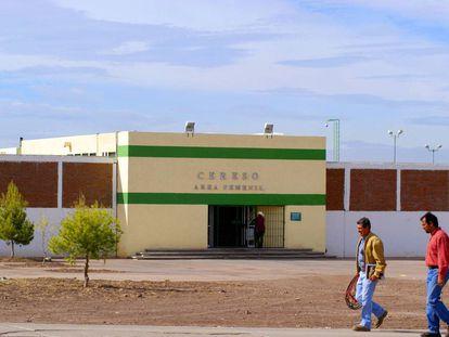 Una prisión femenil en el Estado de Coahuila.