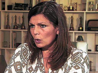 La exsecretaria del presidente Néstor Kirchner, Miriam Quiroga.