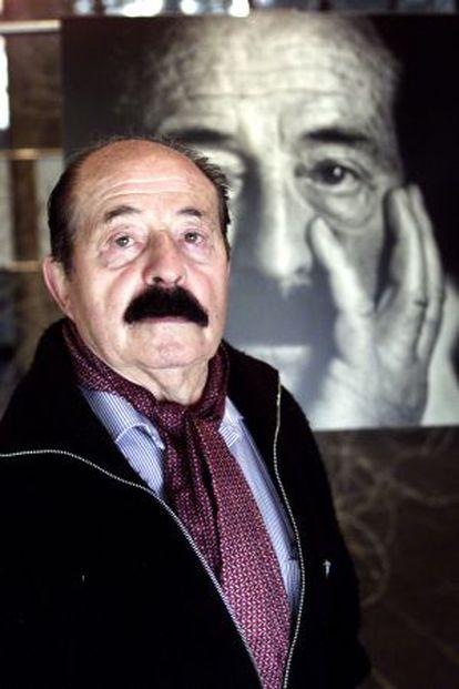 Enric Marco, personaje de 'El impostor', la última novela de Javier Cercas.