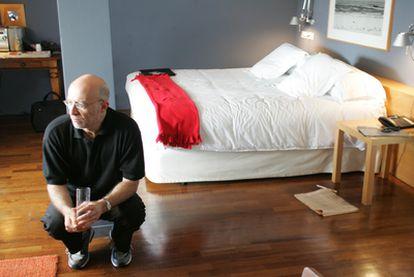 Tony Judt (Londres, 1948-Nueva York, 2010), retratado en 2006.