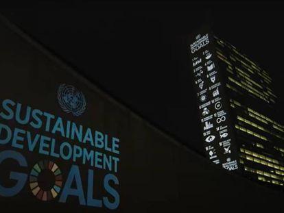 Fotograma del documental 'Soluciones urgentes para tiempos urgentes'.