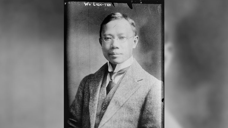 Dr. Wu-Lien-teh, el primer héroe que utilizó la mascarilla para luchar contra una pandemia