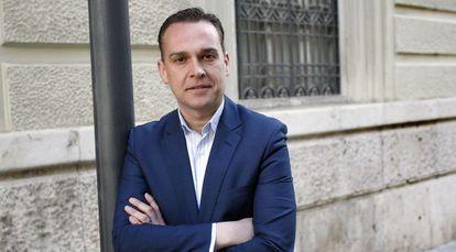 Francesc Romeu, candidato a dirigir el PSPV-PSOE.