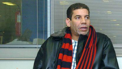 Richard Peñalver, exdirigente chavista, en una foto de archivo.
