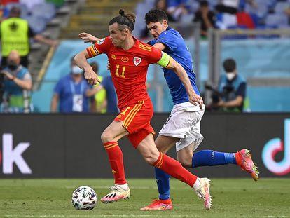 Bale, ante Italia.