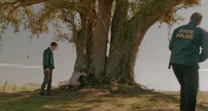 Fotograma de la serie 'True Detective'.