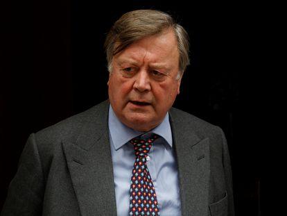El exministro británico Kenneth Clarke, en una imagen de 2011.