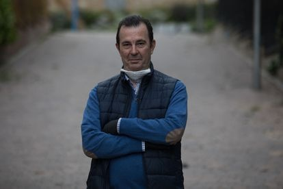 Nacho Cuadrillero, dueño de dos viviendas turísticas en Madrid.
