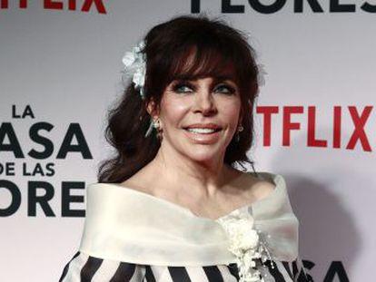 La serie de Netflix 'La casa de las flores' ha supuesto el regreso de la gran dama de las telenovelas mexicanas